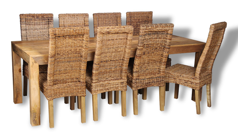8 Chair Dining Sets