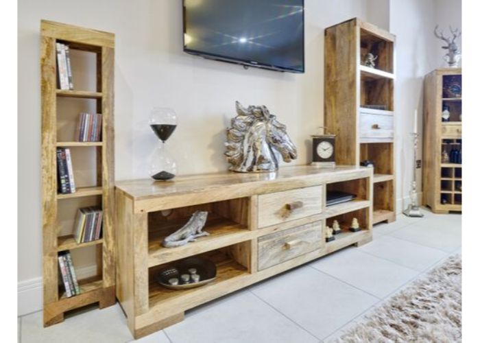 Mango Wood TV Units