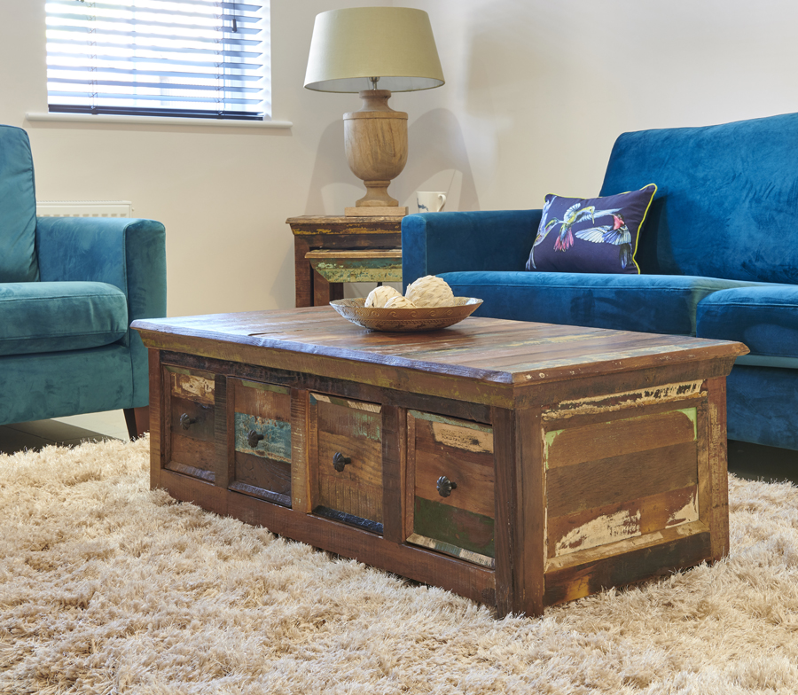 Reclaimed Indian Furniture
