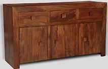 3 Cupboard Dakota Sideboard