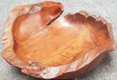 Wooden Decorative Bowl (SL39)
