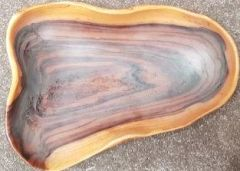 Wooden Decorative Bowl (SL50)