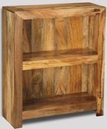 Small Light Dakota Bookcase