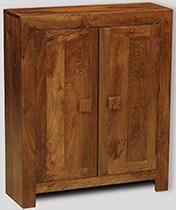 Dakota DVD Storage Cabinet