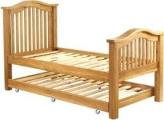 Atlanta Slatted Single Pull Out Bed
