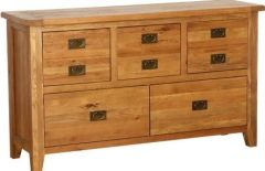 Atlanta 5 (2+3) Drawer Dresser Chest