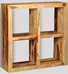 Cuba Light 4 Hole Storage Cube