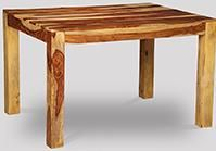 Cuba Light 120cm Dining Table