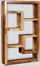 Cube Light Bookcase