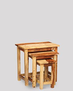 Cuba Light Nesting Tables