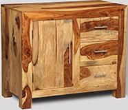Cube Light Small Sideboard
