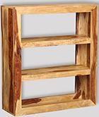 Cuba Light Multi Shelf Unit