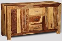 Cube Light Large Sideboard