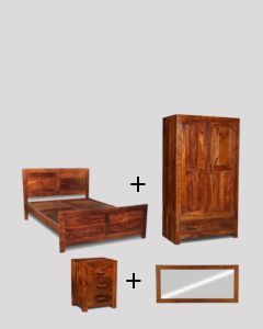 Extra Large King Size Cuba Bedroom Package