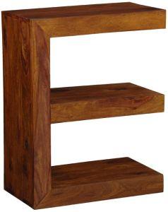Cuba E Shaped Side Table