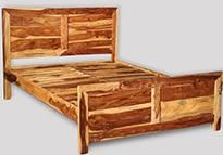 Cuba Light 5ft Bed (King Size)
