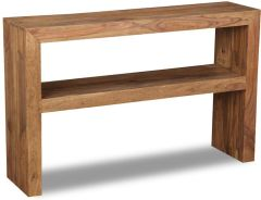 Cuba Natural Console Table