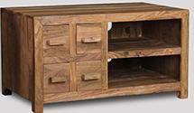Cuba Natural TV Cabinet
