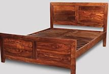 Cube Double Bed