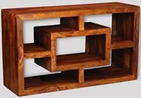 Cube Honey Open TV Unit