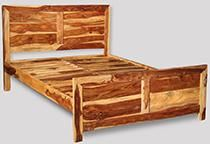 Cuba Light Double Bed