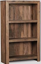 Cube Natural 3 Shelf Bookcase
