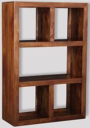 Dakota Open Bookcase