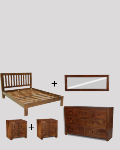 Large King Size Dakota Bedroom Package