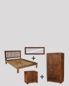 Extra Large King Size Dakota Bedroom Package