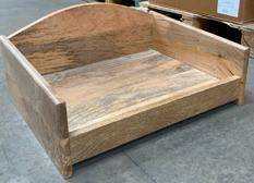Wooden Dog Bed (DOG3)