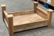 Wooden Dog Bed (DOG7)