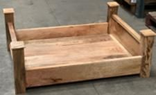 Wooden Dog Bed (DOG9)