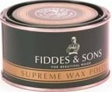 Fiddes Supreme Light Wax Polish For All Light Furniture