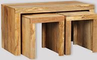 Mango Light Side Tables