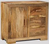 Light Mango Sideboard