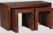 Mango Side Tables