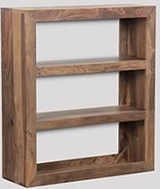 Cube Natural Multi-Shelf Unit
