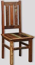 Reclaimed Indian Dining Chair