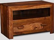 Cuba 1 Drawer Media Unit
