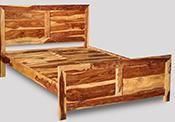 Cube Light 6ft Super King Size Bed