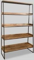 Industrial Ladder Bookcase