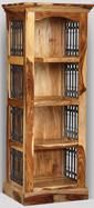 Jali Light Bookcase