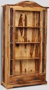 Jali Light 1 Drawer Bookcase