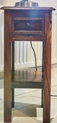 Jali Telephone/Lamp Table