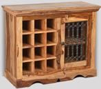 Light Small Jali Wine Rack