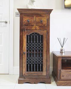 Jali Hi/Fi Cabinet