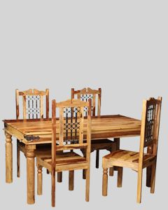 Jali Light Dining Set