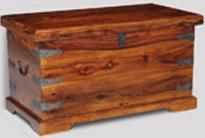 Jali Storage Chest