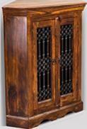 Jali 2 Door Cabinet