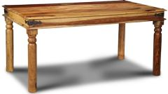 Jali Light 160cm Dining Table